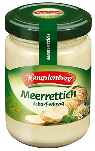 Hengstenberg Meerrettich, 12er Pack (12 x 145 g)