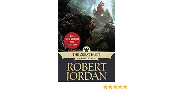 The Great Hunt: Book Two of The Wheel of Time (English Edition)
