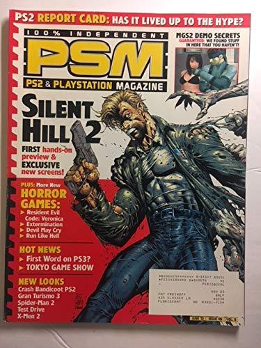 PSM (Playstation 2 Magazine) June 2001 Volume 5
