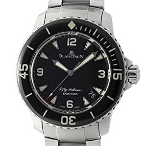 Blancpain 50 Fathoms automatic-self-wind mens Watch 5015-1130-71 (Certified Pre-owned)
