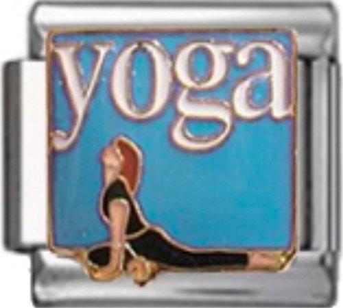Stylysh Charms Yoga Fitness...
