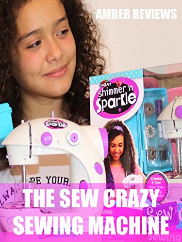 Amber Reviews The Sew Plumb loco Sewing Machine