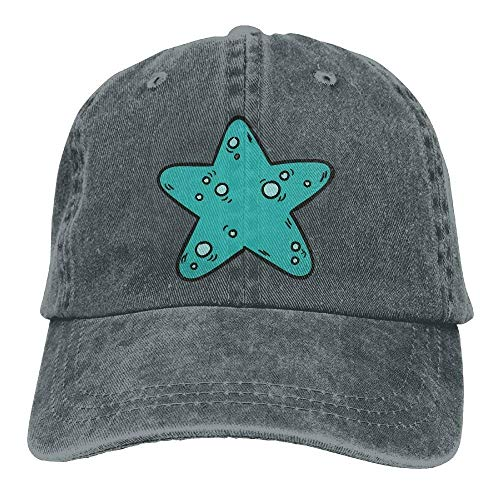 Denim Cowgirl for Hats DEFFWB Hat Cowboy Cap Women Sport Men Skull Starfish Star Atvxqw0f