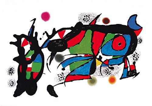 Abstracto Joan Miro