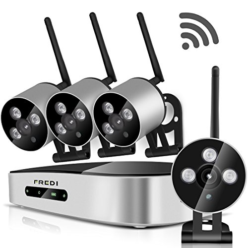 security Wireless Network Security Surveillance product image