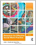 Research for Effective Social Work Practice (New Directions in Social Work), Judy L. Krysik, Jerry Finn, 0415805066