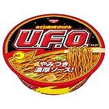 UFO Fried Noodles Sauce Taste 4pcs Japanese Instant Noodle Yakisoba Nissin Ninjapo