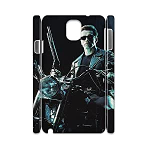 QSWHXN Cover Custom New Pattern Printing The Terminator Phone 3D Case For Samsung Galaxy note 3 N9000 [Pattern-2]