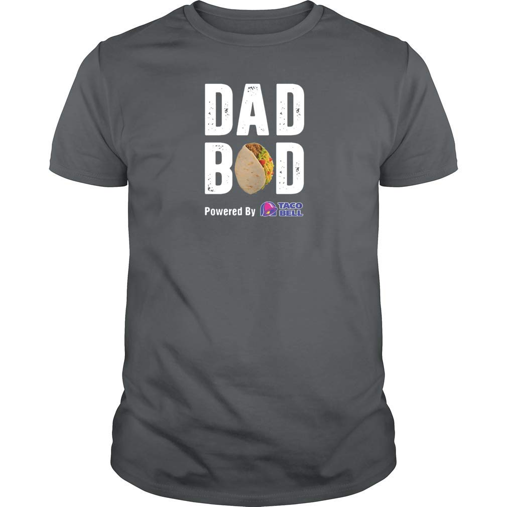 Taco With Bell Dad Bod T Shirt