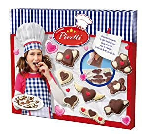 Ses Creative - Corazones de chocolate, juego para cocinar (09441)
