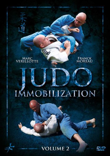 Judo Immobilization Techniques Marc Verillotte product image