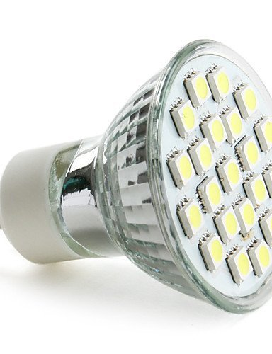Gu10 Smd 5050 20 Led Light Bulbs in US - 4