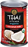 Thai Kitchen Organic Unsweetened Coconut Milk, 13.66 fl oz