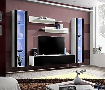 BMF U0026quot;Fly A1u0026quot; Modern Hochglanz Wohnzimmer/Schlafzimmer/Studio  Flach U2013 Möbel
