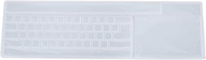 TOOGOO universal protector de la cubierta de la piel del teclado para PC de escritorio del ordenador