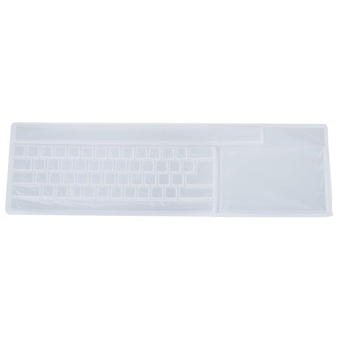 TOOGOO(R) universal protector de la cubierta de la piel del teclado para PC de escritorio del ordenador: Amazon.es: Electrónica