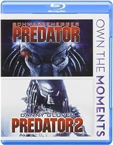 Predator 1+2 Bd Df-sac [Blu-ray]