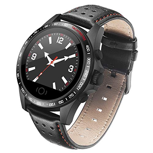 HQHOME Fitness Armband, CK23 Smartwatch Damen Herren IP67 Wasserdicht Fitness Tracker Bluetooth Aktivitätstracker…