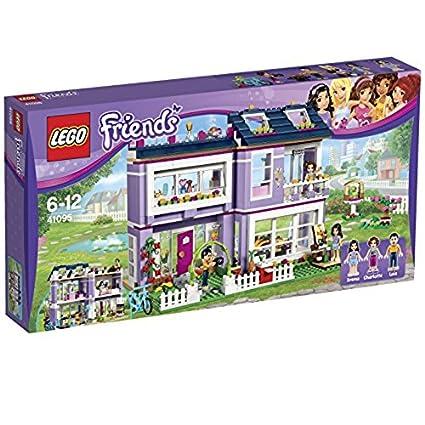 Klocki Lego Friends Dom Emmy 41095 Amazonca Electronics