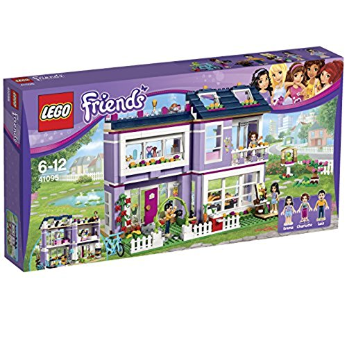 Lego Friends Emmas Design House 41 095