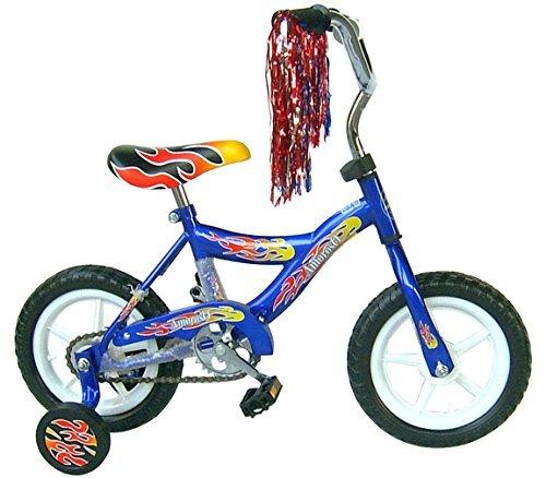 AmorosO Kids Bike Blue 12 [並行輸入品]   B06XFPWJ63