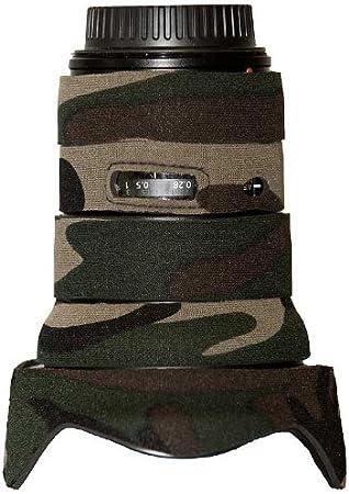 Realtree AP Snow LensCoat Lens Cover for Canon 16-35 2.8 Camouflage Neoprene Camera Lens Protection Sleeve lenscoat