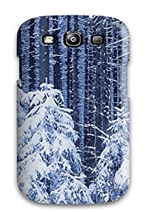 Galaxy S3 Case, Premium Protective Case With Awesome Look - Winter
