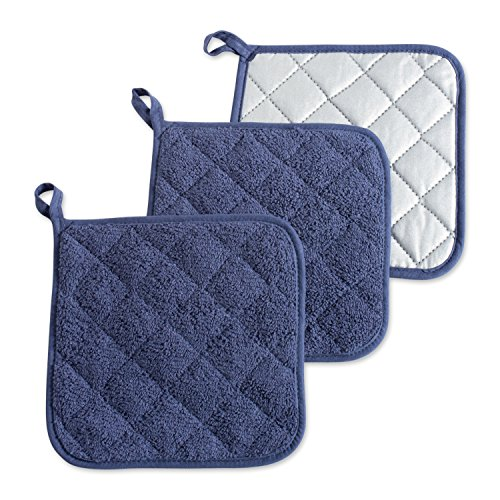 Which are the best pot holders navy and white available in 2020?