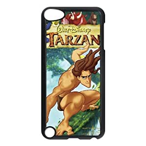 Printed Cover Protector Ipod Touch 5 Cell Phone Case Ykzfq Tarzan Unique Design Cases
