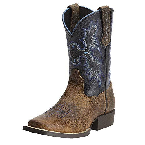 ARIAT Tombstone Western Boot Earth Size 12 M US Little Kid