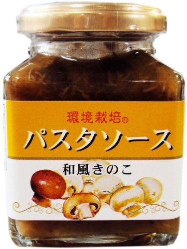 salsa de pasta setas japonesas botella de 160g incidente