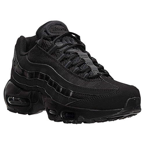 Nike Men's Air Max 95 Running Shoes Black/Black/Anthracite (8.5 D(M) US) (Nike Air Max 95 Women)