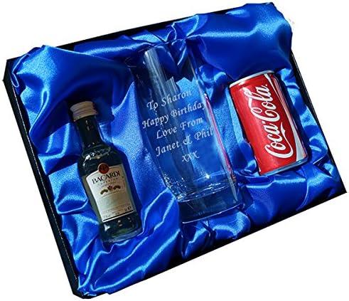 Bacardi y Coca-Cola omniesfera-bola de Set de regalo ...