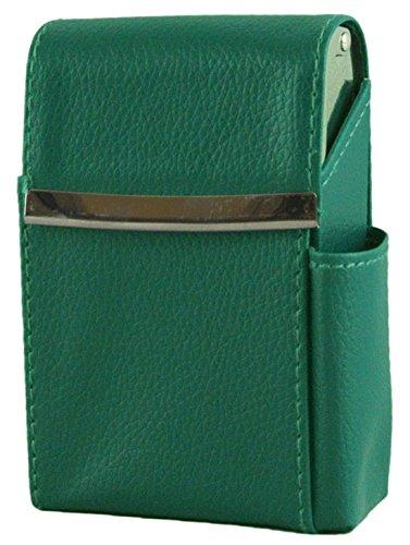 Genuine Leather Fliptop Cigarette Holder product image