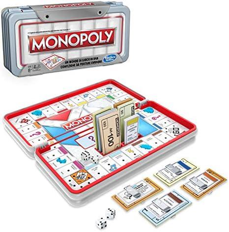 Monopoly - Road Trip, edición de Viaje: Amazon.es: Juguetes y juegos