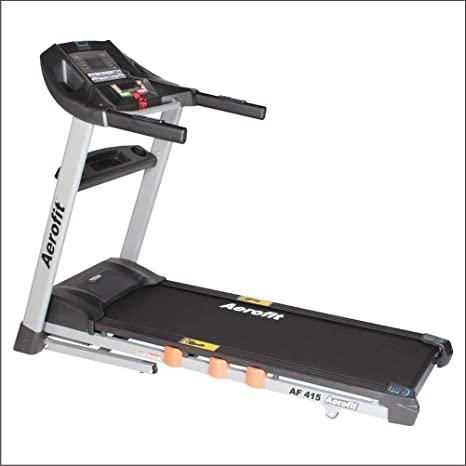 c0c22be701 Buy Aerofit Motorised Treadmill AF 415(New Ver) Online at Low Prices in  India - Amazon.in