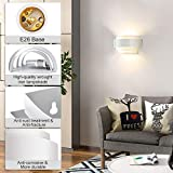 Bjour Modern Wall Sconces Plug in Up Down Wall