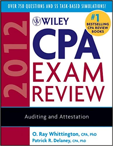 Auditing and Attestation Wiley CPA Exam Review 2012