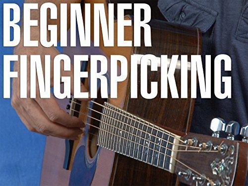 Fingerpicking Guitar Video (Beginner Guitar Lesson 10)