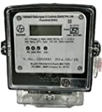 Indotech Single Phase energy meter with LCD Display