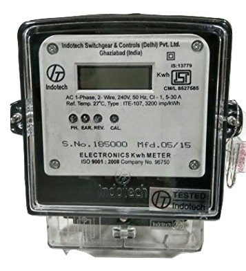 how to read the new digital energex digital meters