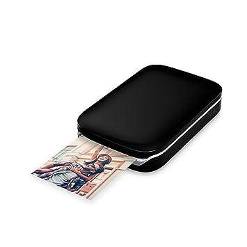 SFXYJ Mini Pocket Impresora fotográfica Impresora móvil ...