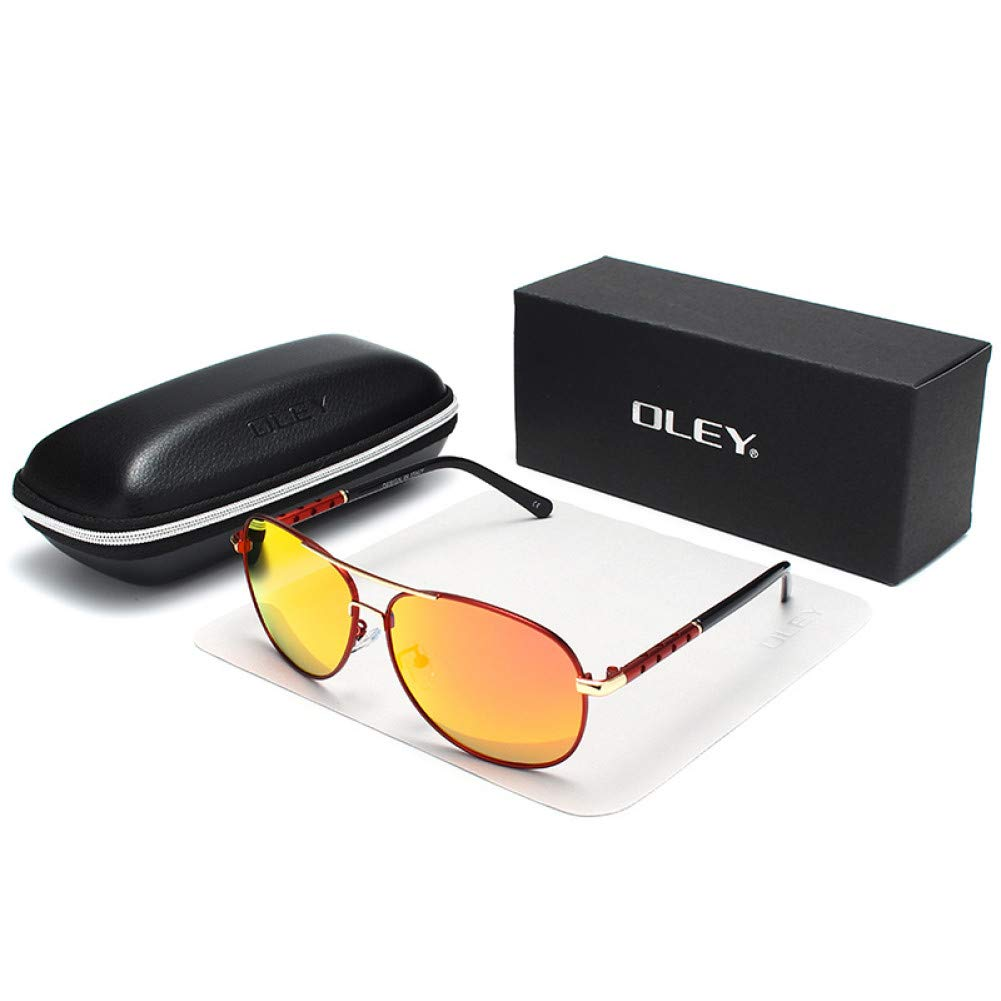 Amazon.com: QXDXAH Oley Brand MenS Sunglasses Brand ...