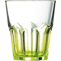 Luminarc Crazy Colors - Set de 6 vasos