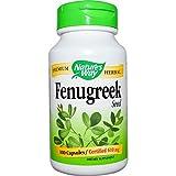 Nature's Way Fenugreek Seed Capsule, 610 Mg - 100 per pack - 6 packs per case.