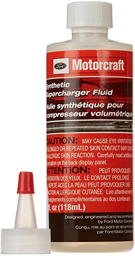 Genuine Ford Fluid XL-4 Synthetic Supercharger Fluid - 4 -
