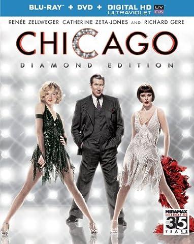 Chicago [Diamond Edition Blu-ray + DVD + Digital HD] (Ideal Dvd Copy)
