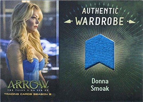 Arrow Season 3 Costume Wardrobe Card M15 Charlotte Ross as Donna -