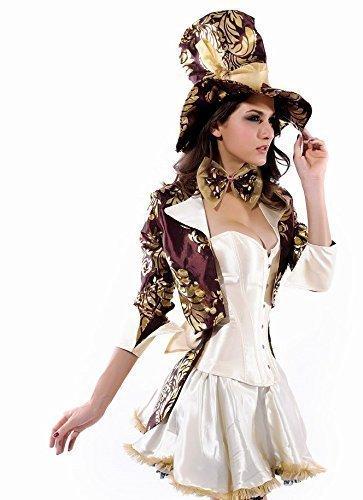 Ladies mad hatter fancy dress uk cheap