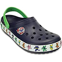 Crocs Crocband Grateful Dead Clog